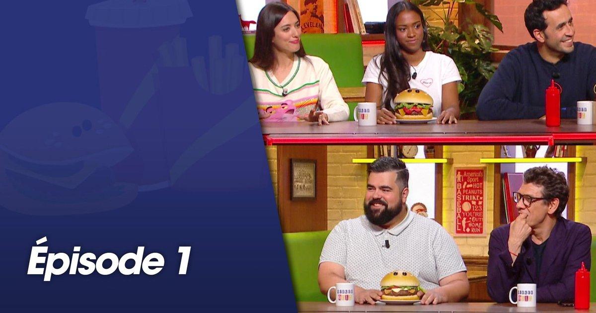 Replay-Burger Quiz - Episode 1 du 28 novembre 2018