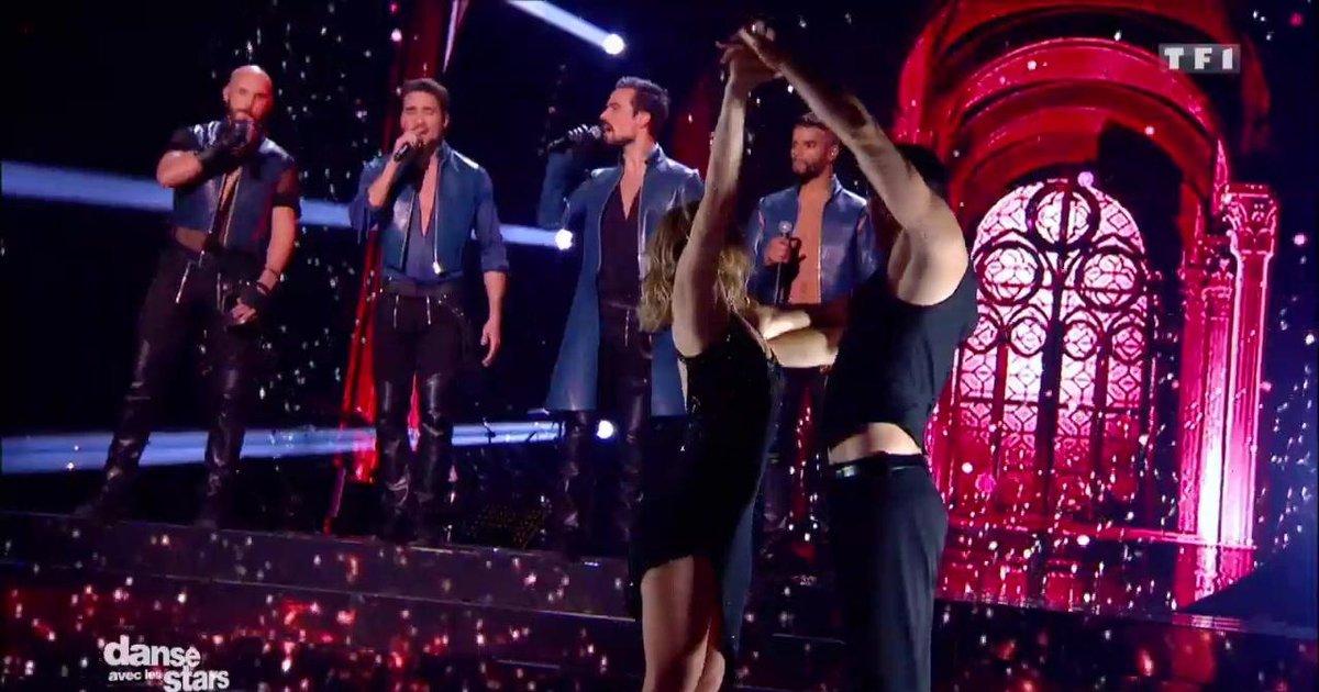 Danse avec les stars  : Les 3 Mousquetaires sur la piste de Danse avec les Stars pour cette demi-finale !  - TF1