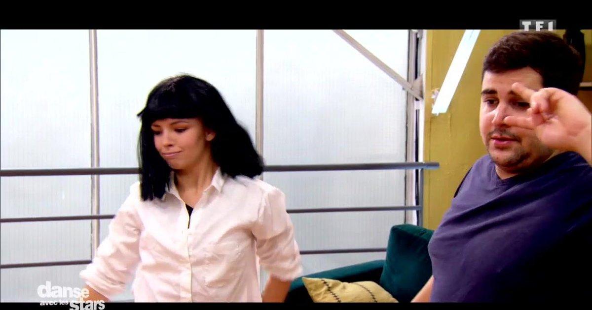 Danse avec les stars  : Artus et Marie Denigot : leur 6è semaine de répétitions  - TF1