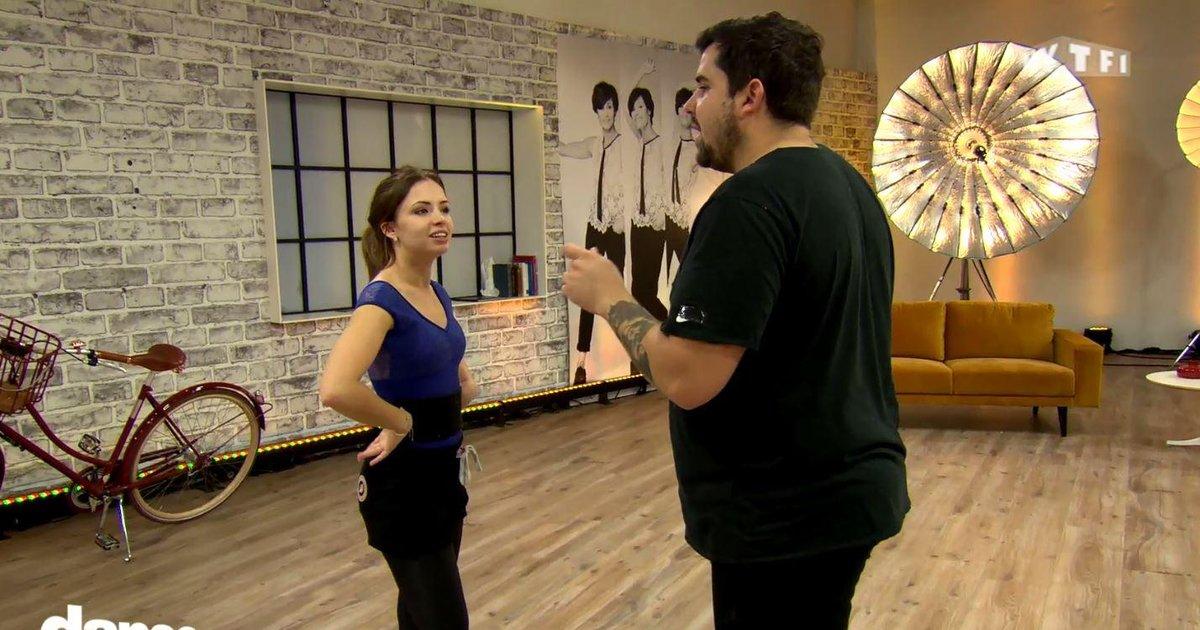 Danse avec les stars  : Artus ne sait pas compter selon Marie Denigot  - TF1