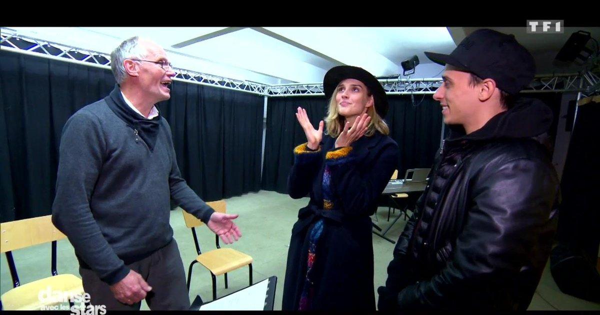 Danse avec les stars  : Bienvenue chez Camille Lou avec Grégoire Lyonnet  - TF1