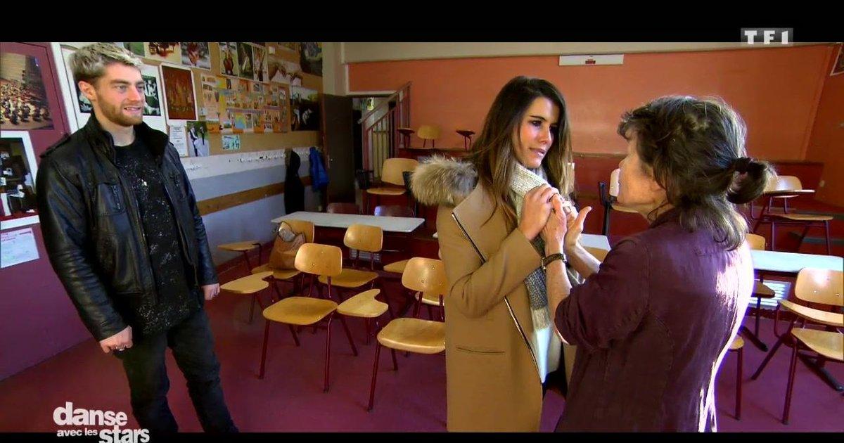 Danse avec les stars  : Bienvenue chez Karine Ferri avec Yann-Alrick Mortreuil  - TF1