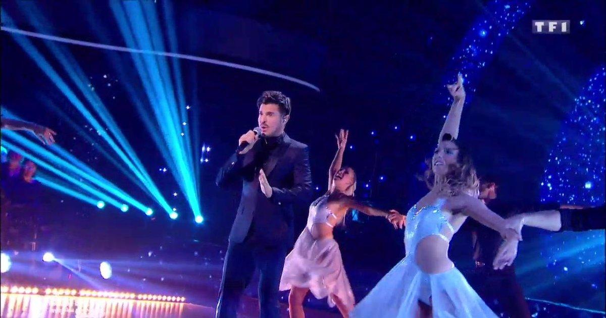 Danse avec les stars  : Pour cette demi-finale, Vincent Niclo interprète en direct « Je ne sais pas »  - TF1