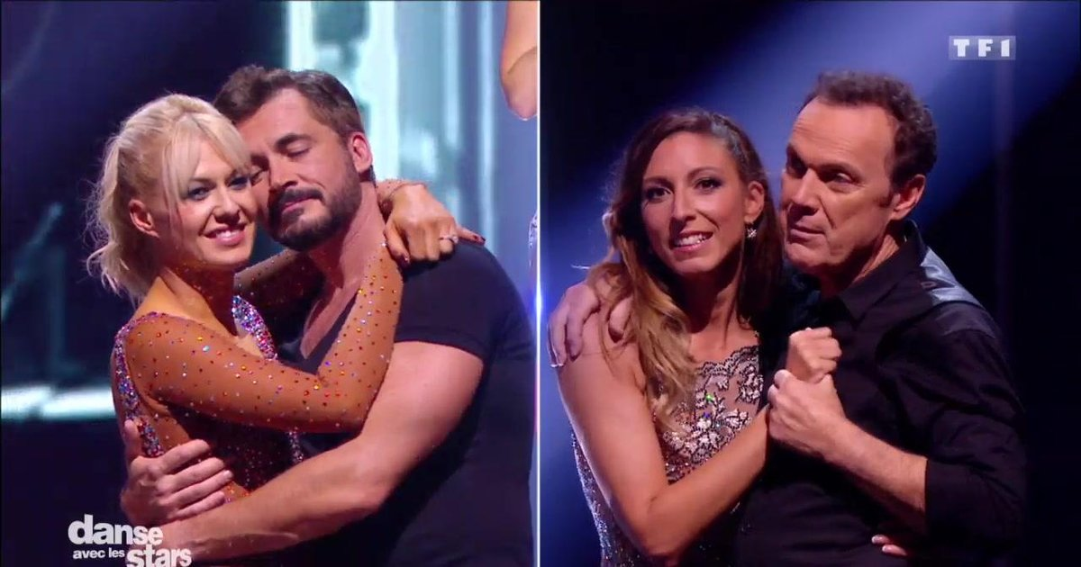 Danse avec les stars  : Quel couple a quitté la piste de danse ?  - TF1