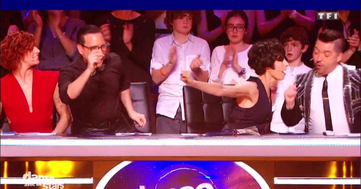 Danse avec les stars  : Top 5 des faits, phrases, gestes… les plus marquants de cette 5è semaine !  - TF1