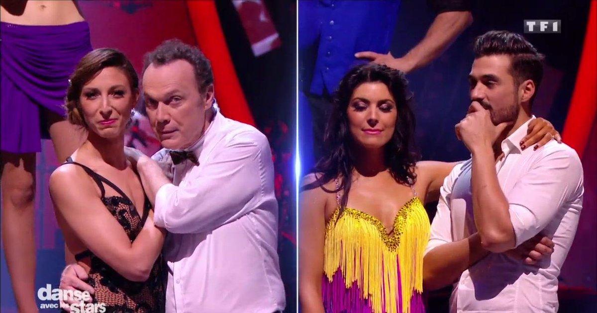 Danse avec les stars  : Qui de Florent Mothe ou Julien Lepers a quitté la piste au 5è Prime de Danse avec les Stars ?  - TF1