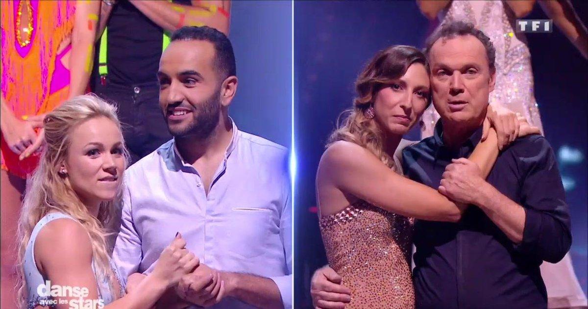 Danse avec les stars  : Qui de Julien Lepers ou Kamel le Magicien a quitté la compétition au 3è Prime de Danse avec les Stars ?  - TF1