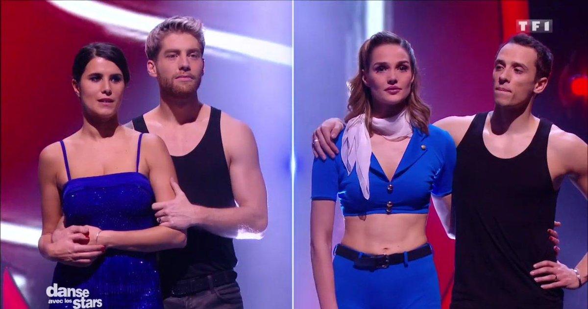 Danse avec les stars  : Qui de Karine Ferri ou Camille Lou accède à la finale de Danse avec les Stars ?  - TF1