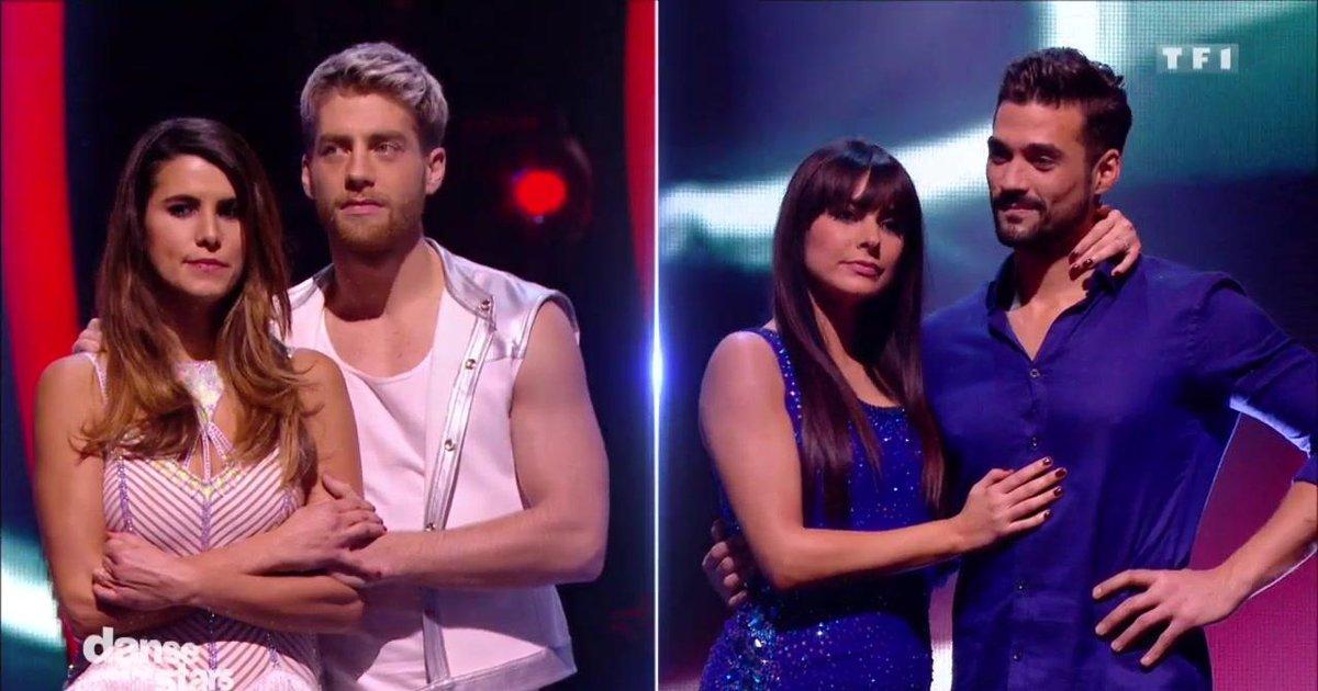 Danse avec les stars  : Qui de Karine Ferri ou Florent Mothe a quitté la piste au 8è Prime de Danse avec les Stars ?  - TF1
