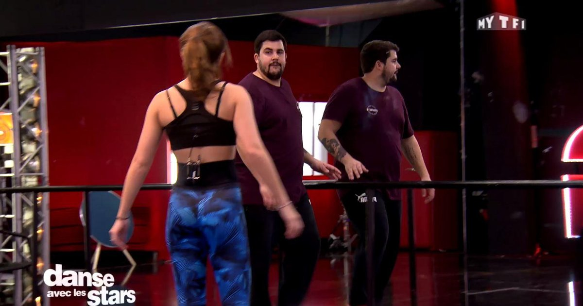 Danse avec les stars  : De l'eau dans le gaz entre Artus et Marie Denigot ?  - TF1