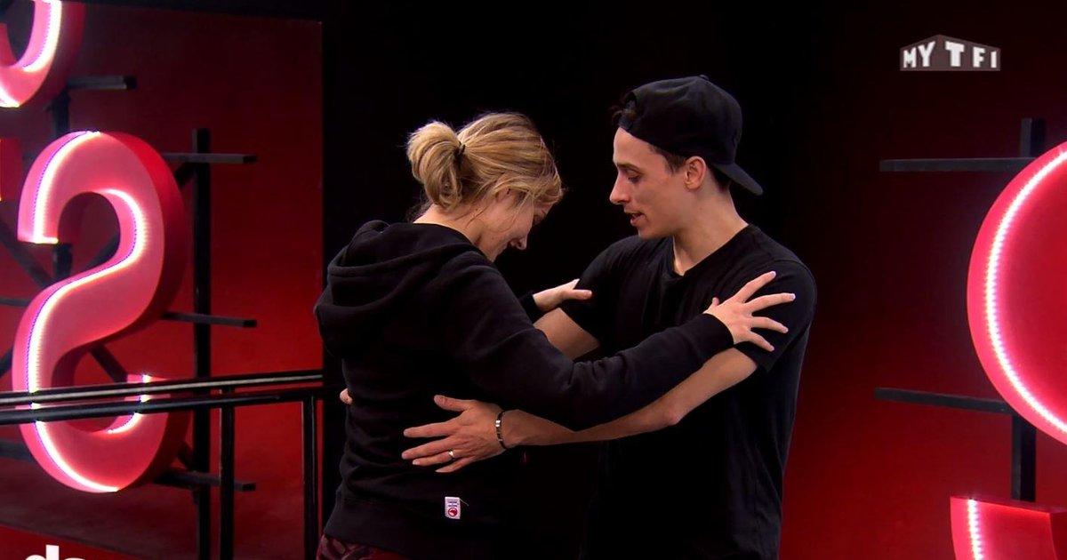 Danse avec les stars  : Entre Camille Lou et Grégoire Lyonnet, ça déboîte !  - TF1