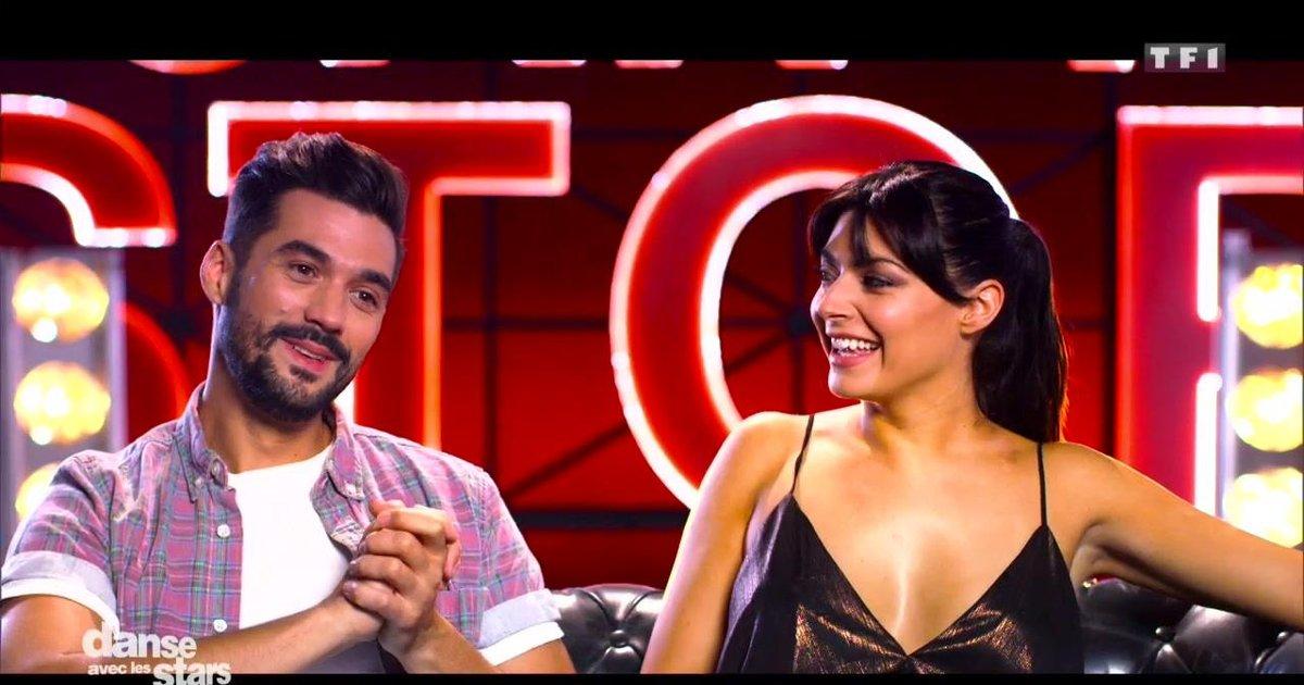 Danse avec les stars  : Florent Mothe et Candice Pascal : Focus sur leur semaine de répétitions  - TF1