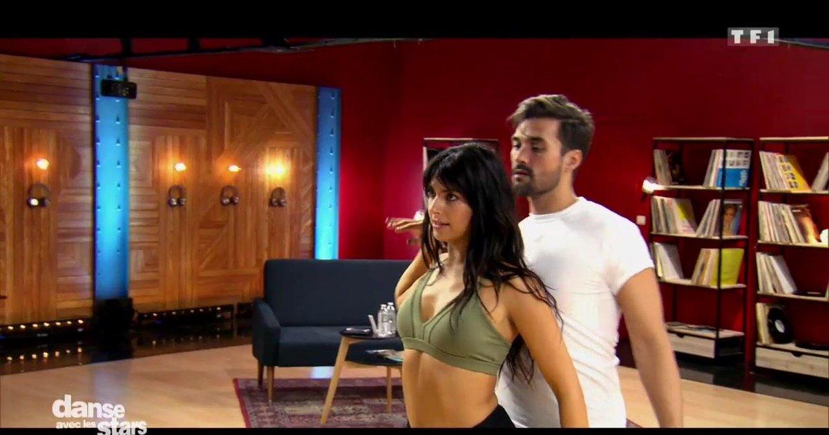 Danse avec les stars  : Florent Mothe et Candice Pascal : portrait et premières semaines de répétitions  - TF1
