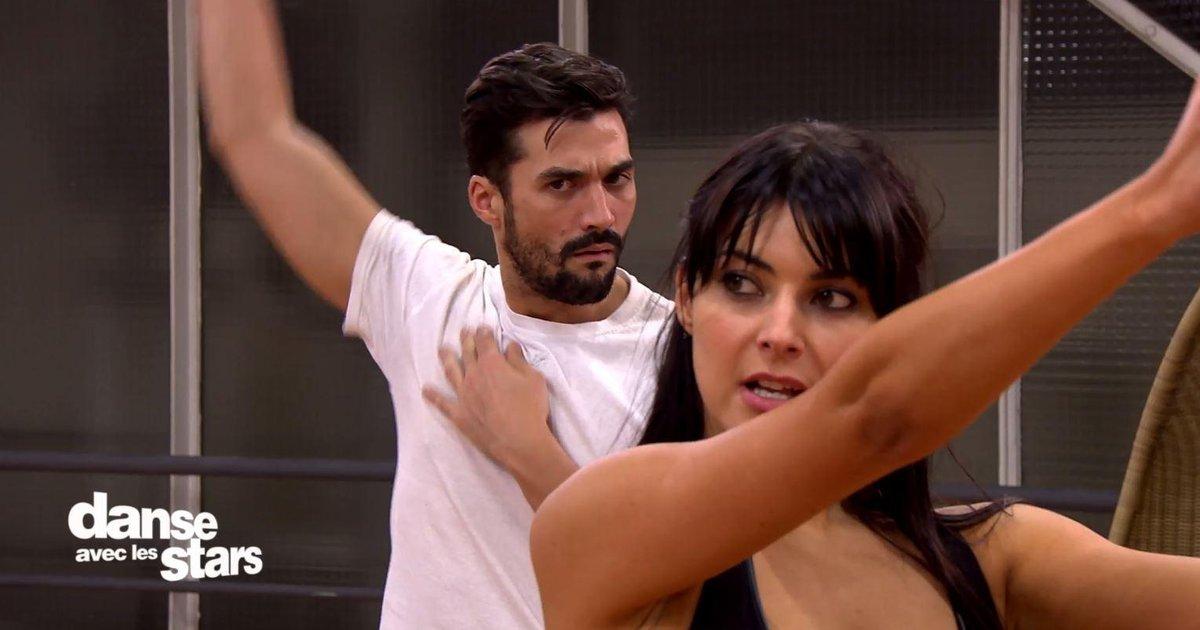 Danse avec les stars  : Florent Mothe « Oups, y a un bruit bizarre... »  - TF1