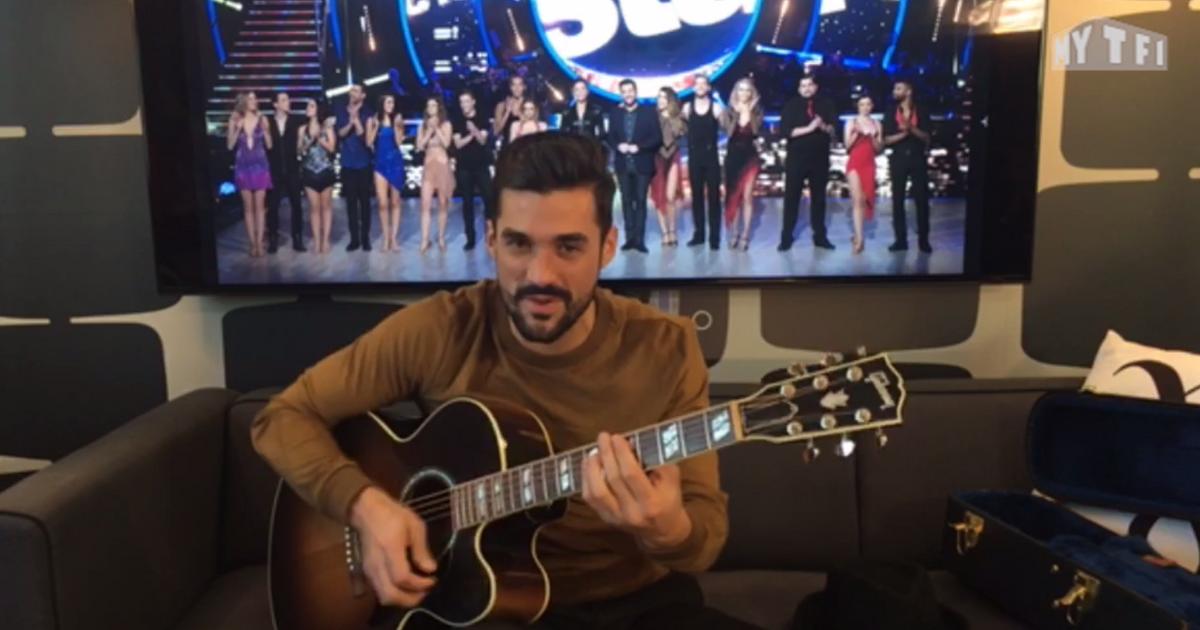 Danse avec les stars  : Florent Mothe - Quoi de neuf (live exclu web)  - TF1