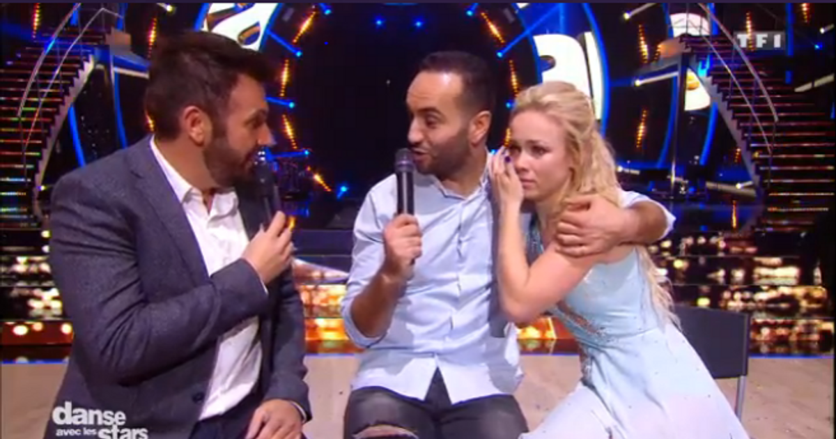 Danse avec les stars  : Kamel le magicien :