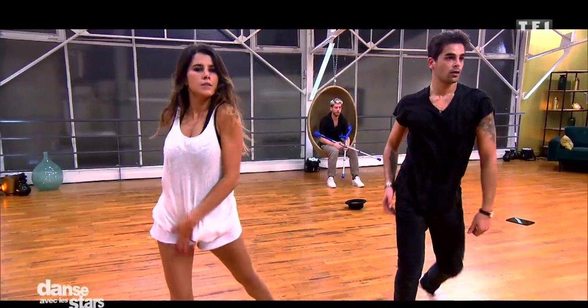 Danse avec les stars  : Karine Ferri et Christophe Licata, leur 6è semaine de répétitions  - TF1