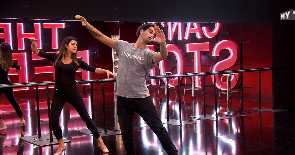 Danse avec les stars  : Karine Ferri complètement perdue lors de ses répétitions  - TF1