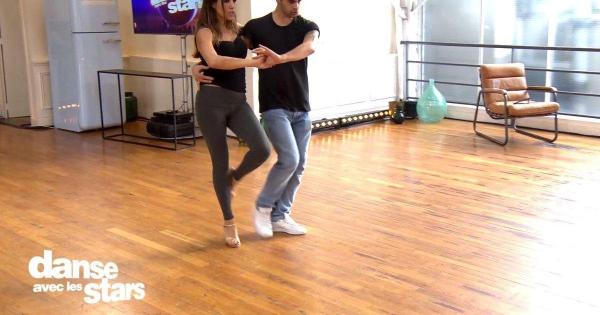Danse avec les stars  : Karine Ferri, femme dominatrice  - TF1