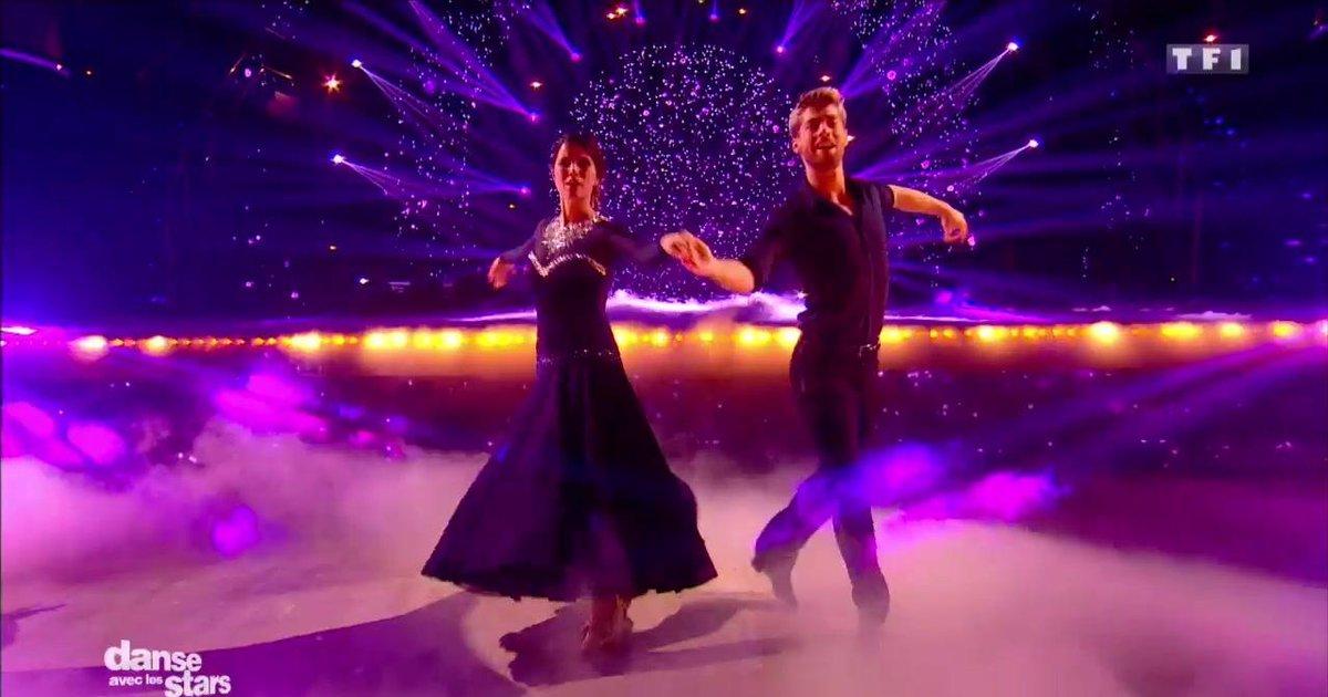 Danse avec les stars  : Karine Ferri et Yann-Alrick, une valse pour leur 2è danse sur « Ti Amo» (Umberto Tozzi)  - TF1