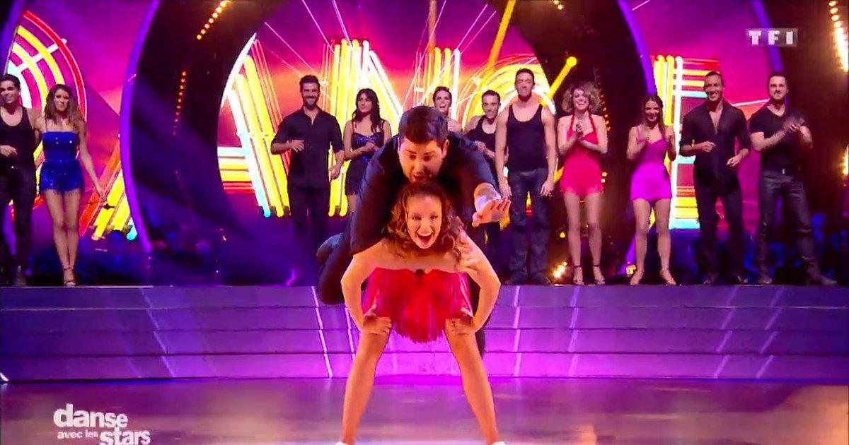 Danse avec les stars  : L'épreuve du « meilleur porté » sur « Murder On The Dancefloor » (Sophie Ellis-Bextor)  - TF1