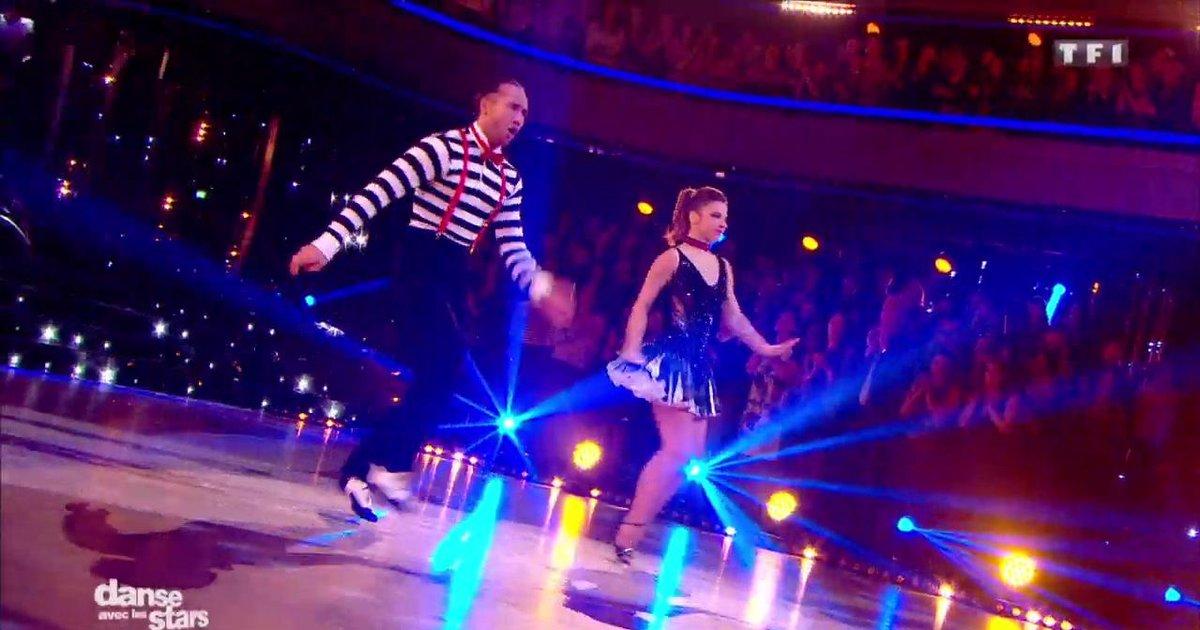 Danse avec les stars  : Laurent Maistret et  Denitsa Ikonomova, un quickstep pour leur 2è danse sur « Sing Sing Sing »  - TF1