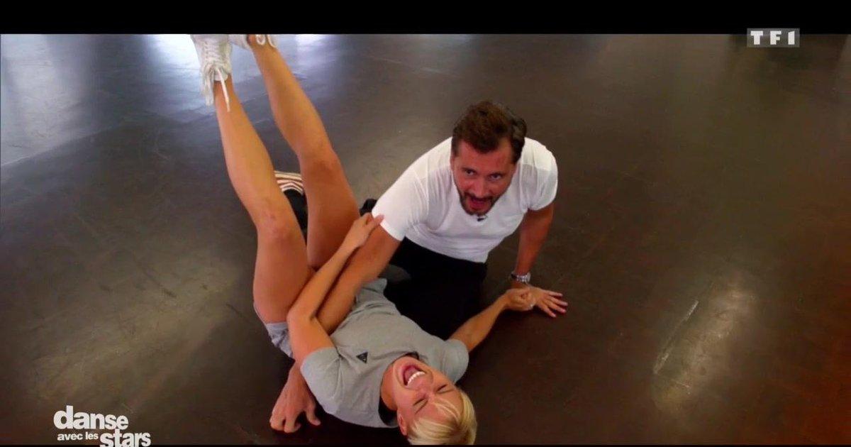 Danse avec les stars  : Olivier Minne et Katrina Patchett : portrait et premières semaines de répétitions  - TF1