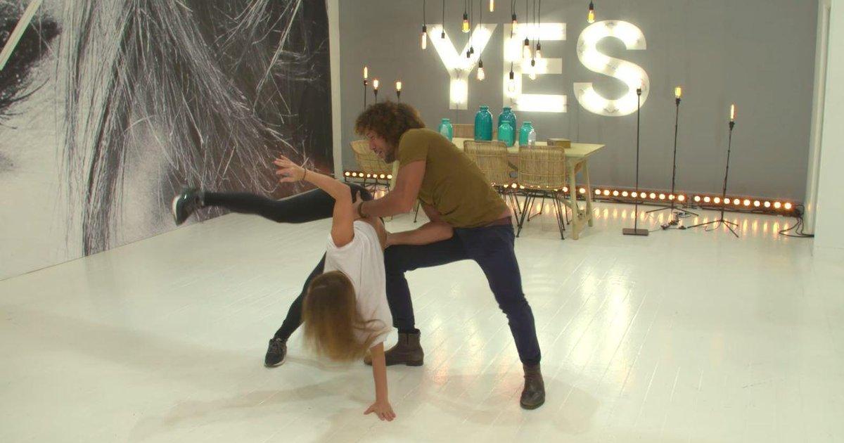 Danse avec les stars  : On n'est pas totalement au point côté Laurent Maistret et Denitsa  - TF1