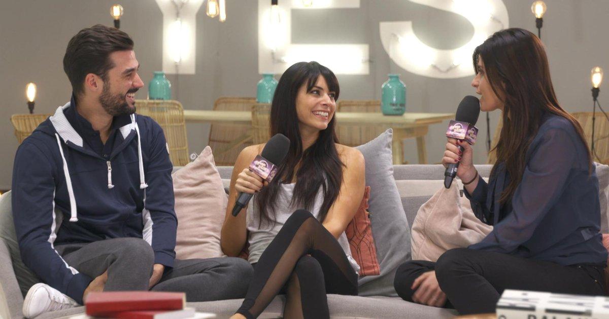 Danse avec les stars  : Candichou » et Florent Mothe vous font leurs confessions  - TF1