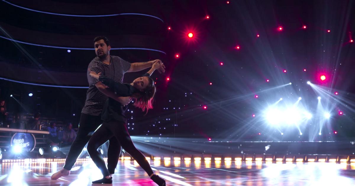 Danse avec les stars  : Les dernières répétitions avant le prime  - TF1