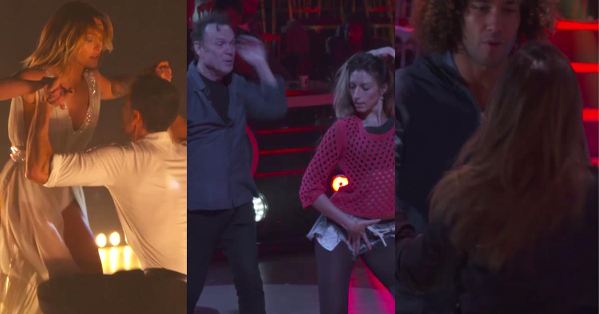 Danse avec les stars  : Exclu : Caroline Receveur et Laurent Maistret en répétitions  - TF1
