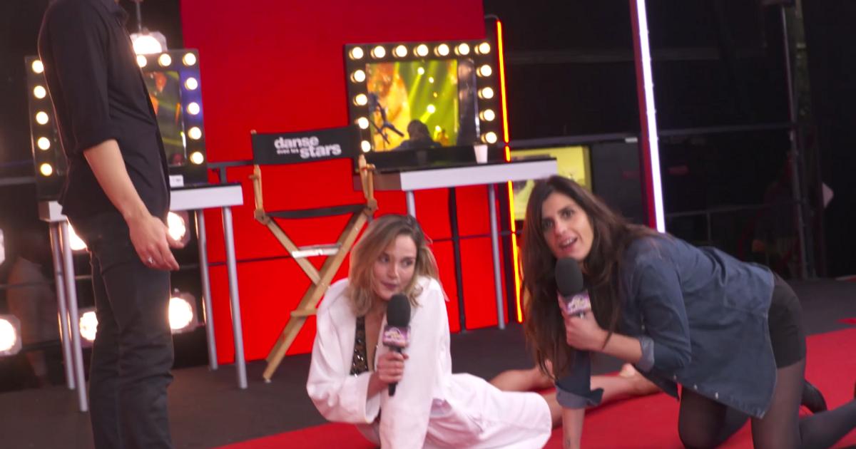 Danse avec les stars  : Les filles travaillent à fond leur sensualité  - TF1