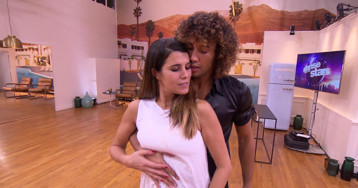 Danse avec les stars  : Karine Ferri et Laurent Maistret nous donnent chaud en répétitions !  - TF1