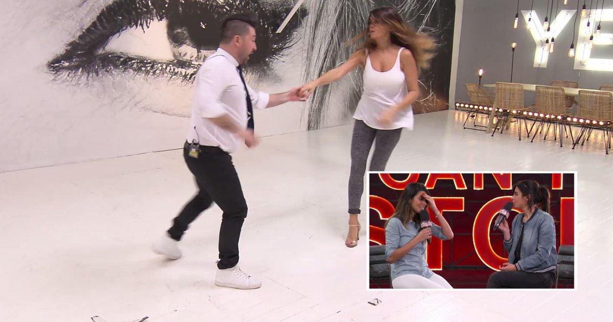 Danse avec les stars  : Karine Ferri « Je n'ai aucun répit avec Chris Marques »  - TF1