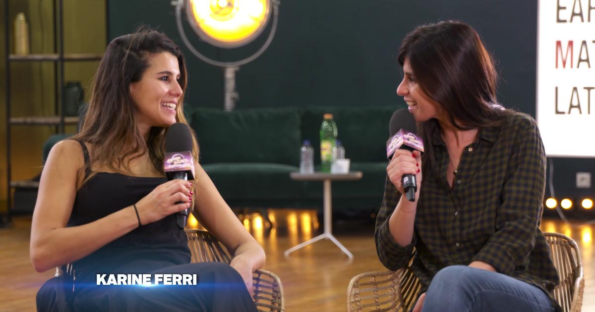Danse avec les stars  : Karine Ferri « Je suis vraiment dans le lâcher prise à présent »  - TF1