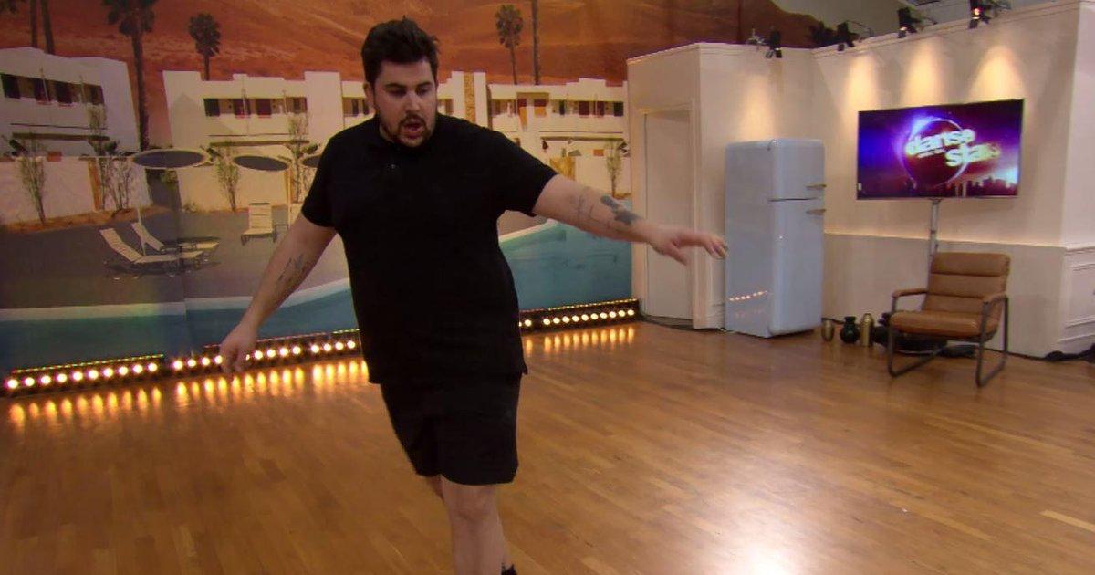 Danse avec les stars  : Tout le monde répète à fond !  - TF1
