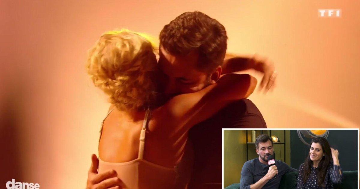 Danse avec les stars  : Olivier Minne revient sur son émotion après sa prestation  - TF1