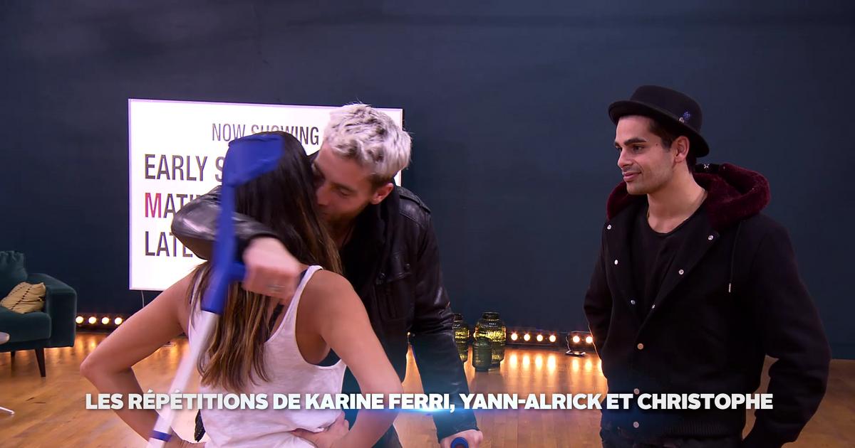 Danse avec les stars  : Danse avec les stars - La quotidienne du 17 novembre 2016 : Une blessure et un sauvetage  - TF1