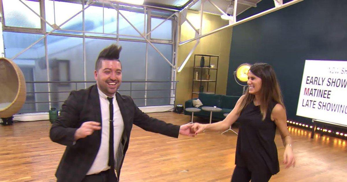 Danse avec les stars  : Danse avec les stars - La quotidienne du 6 décembre 2016 : Des duos stars- célébrités inédits !  - TF1