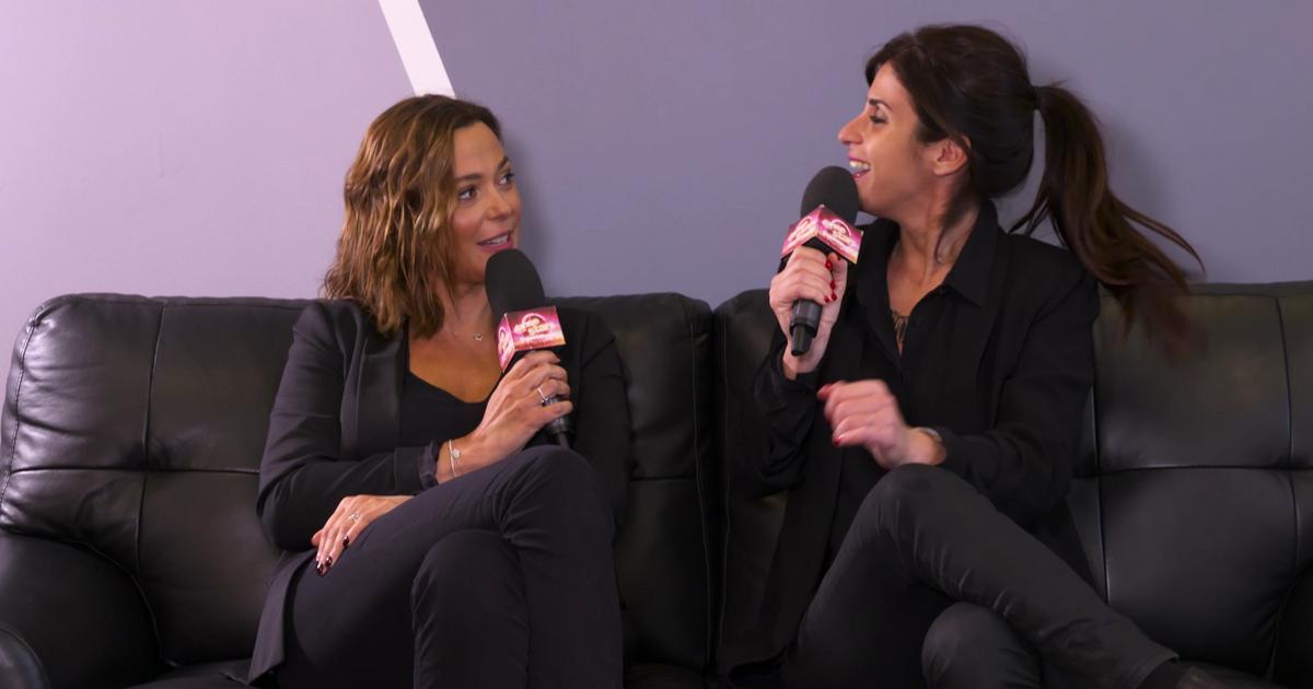 Danse avec les stars  : Sandrine Quétier « Des fois je ferais bien bouffer sa veste à Chris Marques »  - TF1