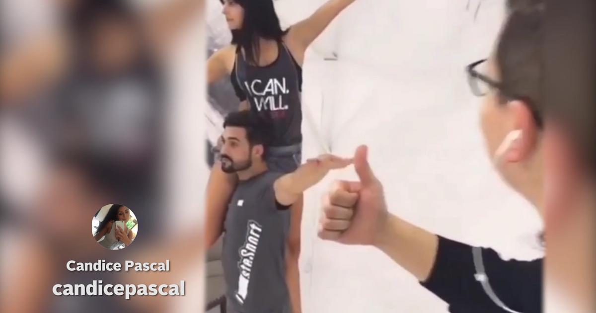 Danse avec les stars  : La Story du 16/11 : Un Mannequin challenge acrobatique  - TF1
