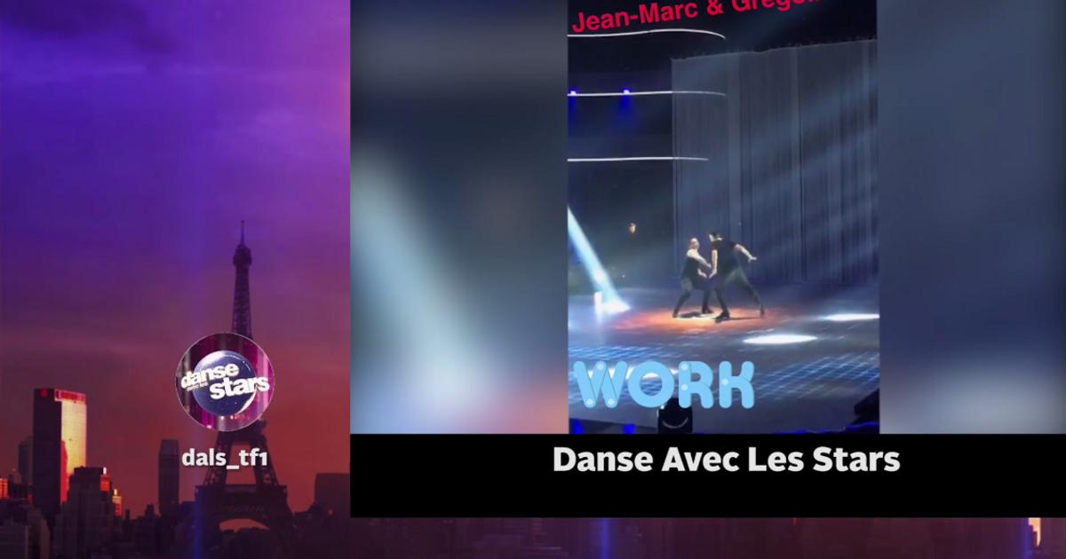 Danse avec les stars  : La story du 10 décembre : ça bosse dur  - TF1