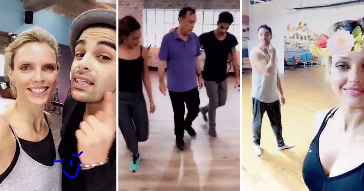 Danse avec les stars  : La story du 20/10 : Soudés comme jamais !  - TF1
