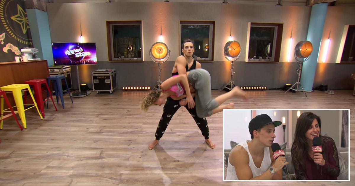 Danse avec les stars  : « Une choré intense et difficile » pour Grégoire Lyonnet et Camille Lou samedi  - TF1