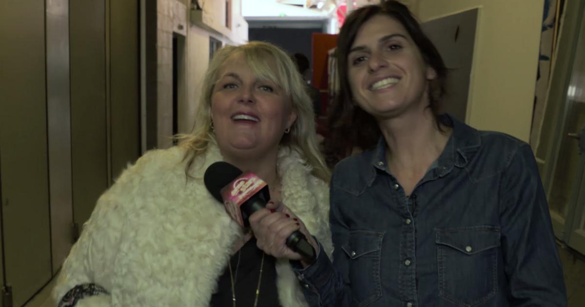Danse avec les stars  : Valérie Damidot : « Je ne peux pas me regarder, c'est horrible ! »  - TF1