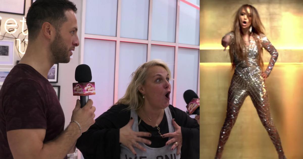 Danse avec les stars  : Valérie Damidot sœur de Jennifer Lopez ?  - TF1