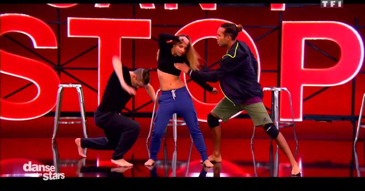 Danse avec les stars  : Répétitions en trio pour Laurent Maistret, Denitsa et Loïc Nottet  - TF1