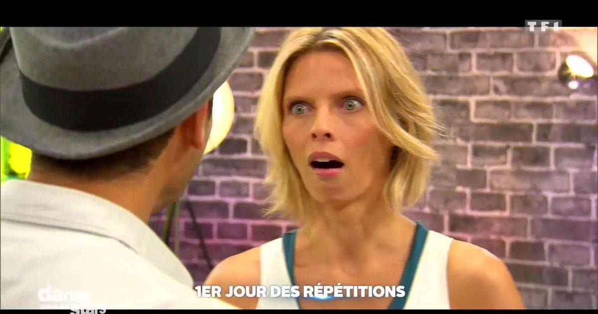Danse avec les stars  : Sylvie Tellier et Christophe Licata  : Portrait et premières semaines de répétitions  - TF1