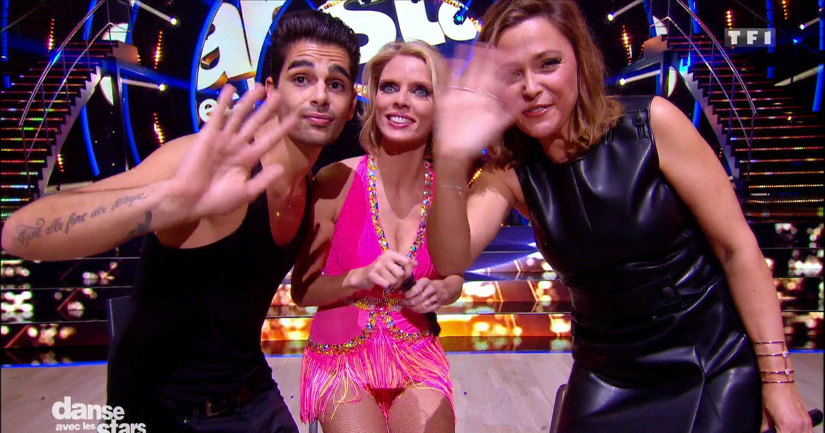 Danse avec les stars  : Sylvie Tellier