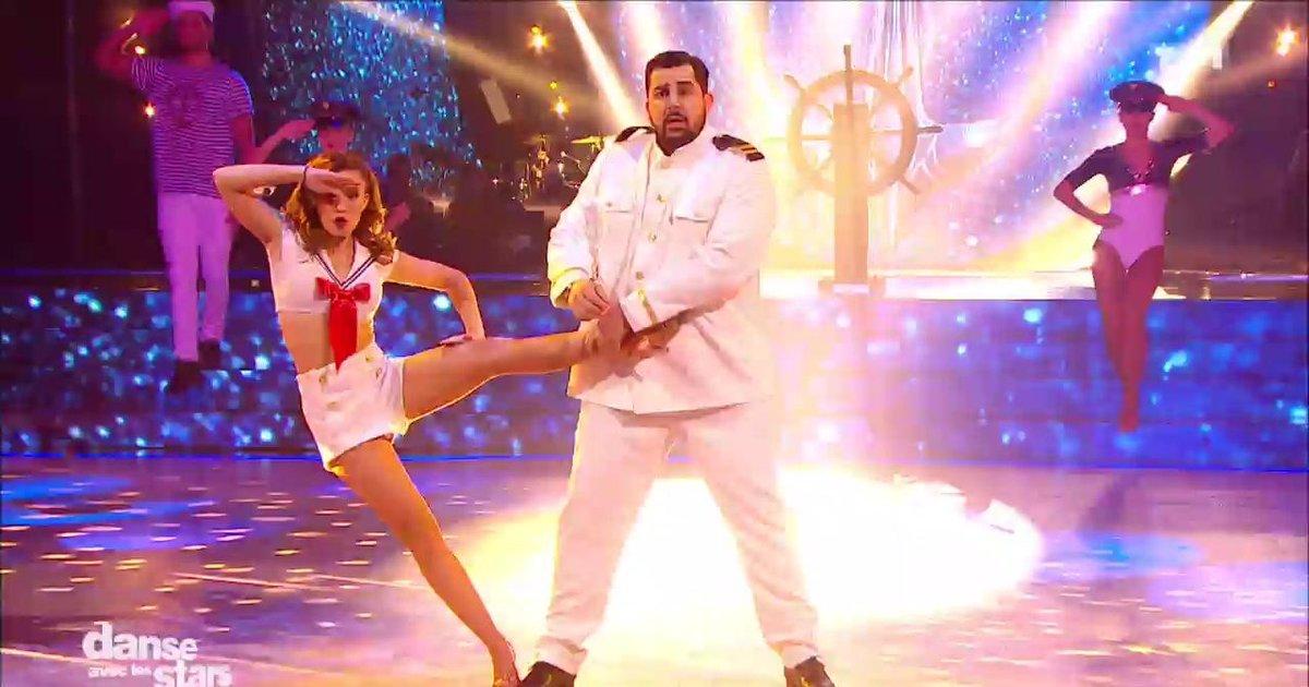 Danse avec les stars  : Un chacha pour Artus et Marie Denigot sur « Boogie Wonderland » (Earth Wind and Fire)  - TF1